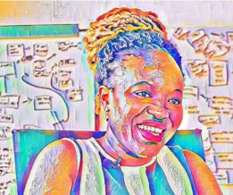 Regina Honu - AfricaX - Tech Needs Girls Ghana